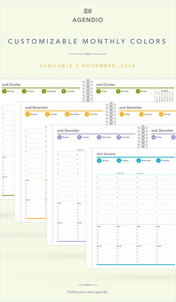 agendio-customizable-monthly-colors