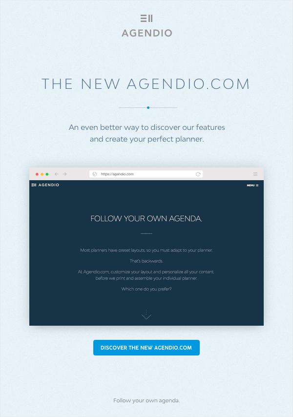 The new agendio