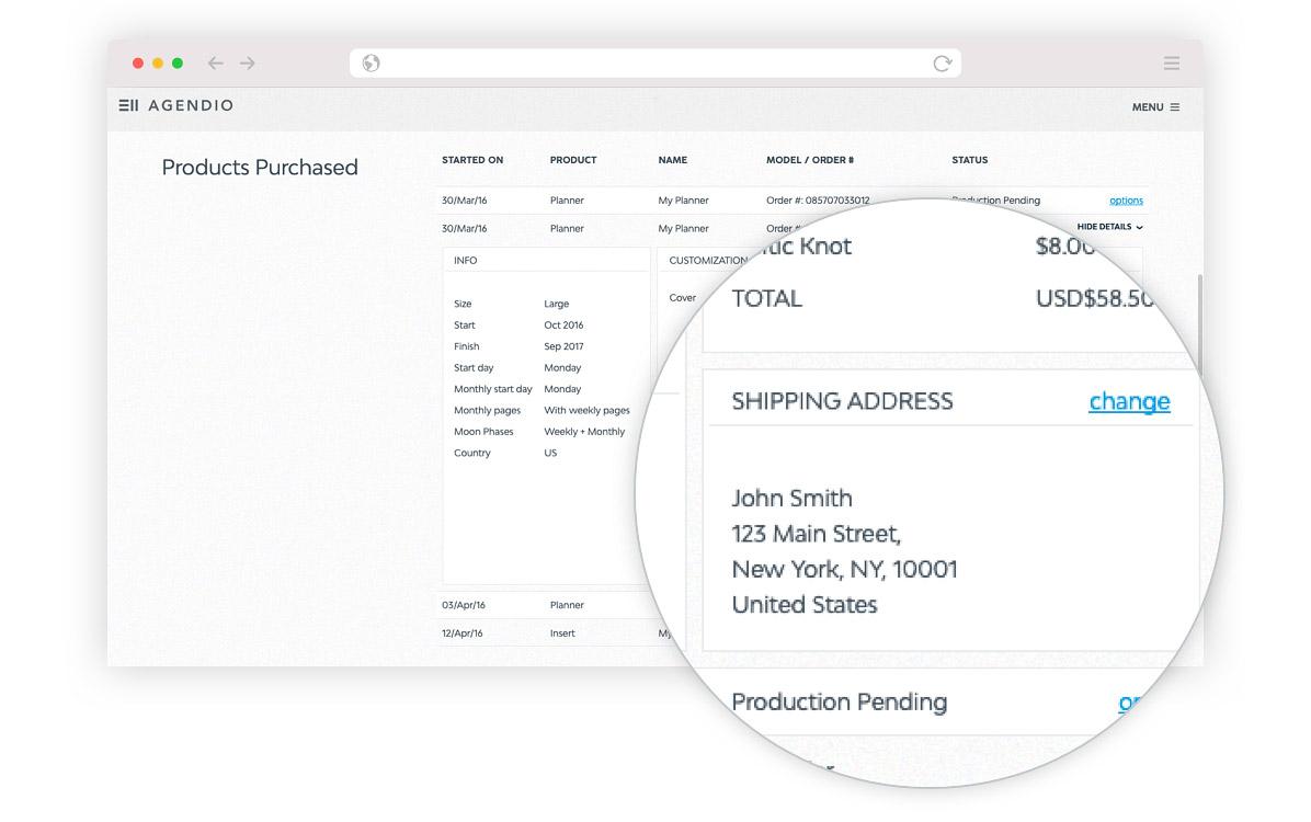 shipping-address